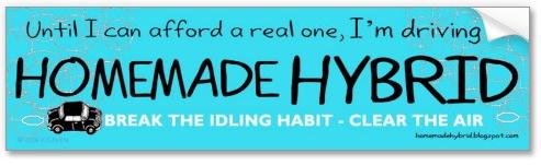 Homemade Hybrid